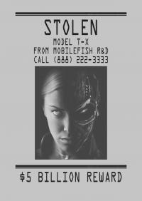 Mobilefish com - Wanted poster generator