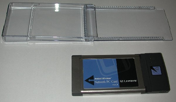 linksys wpc11 ver 3 driver